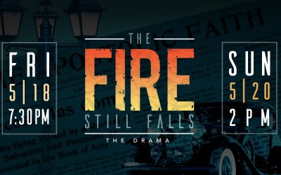 Pentecost Sunday Service | Dayton | The Fire Still Falls | The Drama